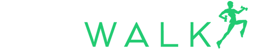 FitWalk Logo
